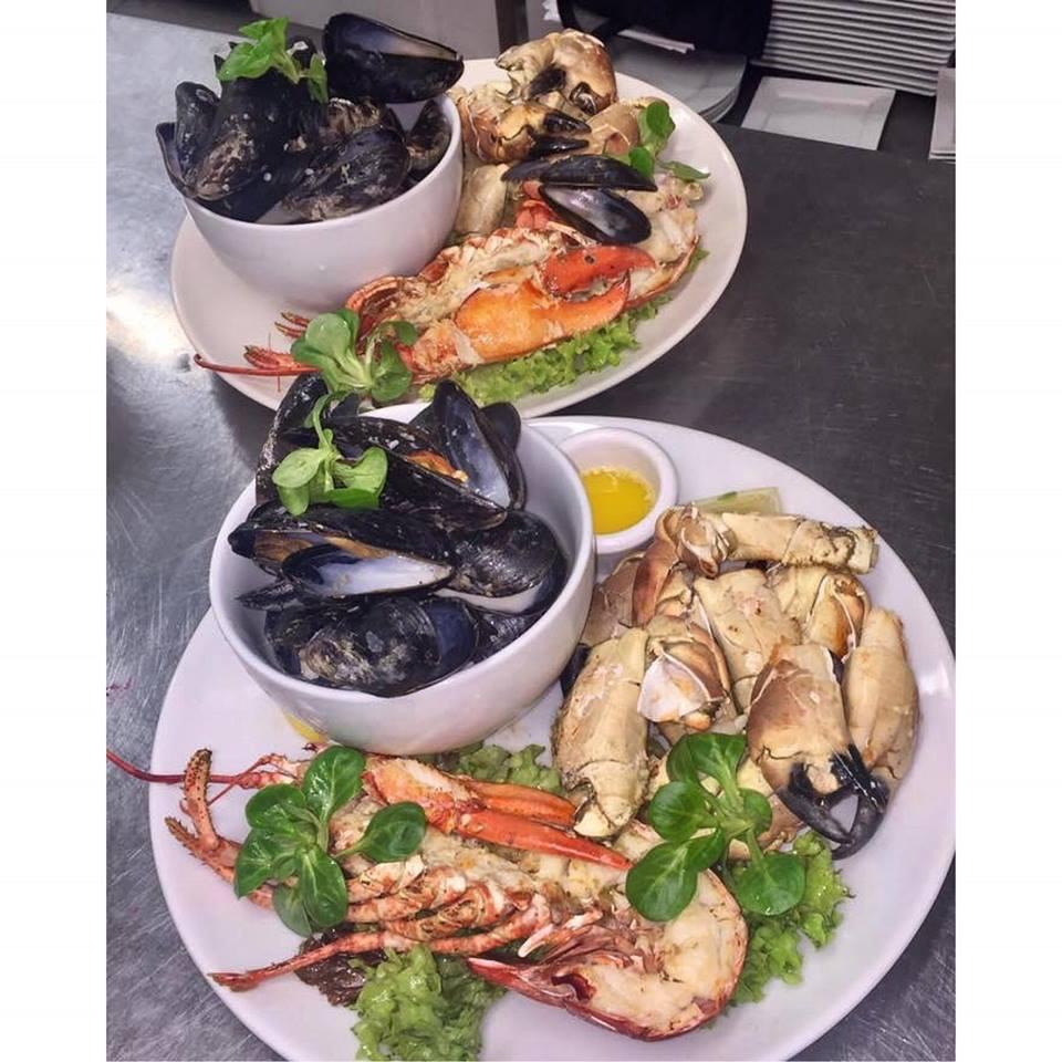 What about a Fresh Sligo bay lobster and a delicious smokehouse burger?